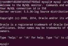 MySQL 启动报错:File ./mysql-bin.index not found (Errcode: 13)